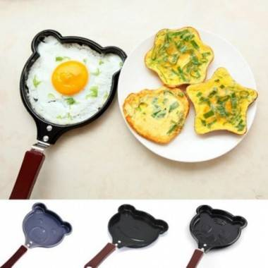 Cartoon mini frypan (1 Piece)