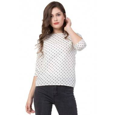 Dott Printed Top