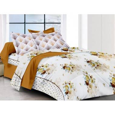 Double-Bed Pure Cotton...