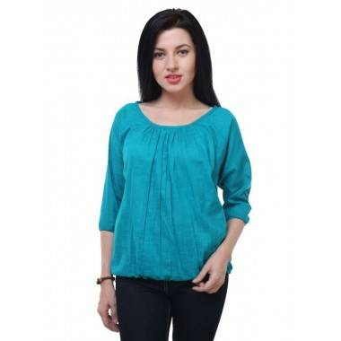 Cotton sleeves Top