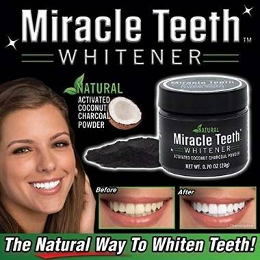 MIRACLE Teeth Coconut...
