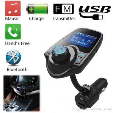 T10 Bluetooth Car Kit Mp3...