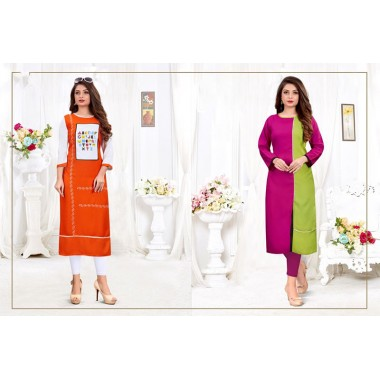 stylish kurti for girls