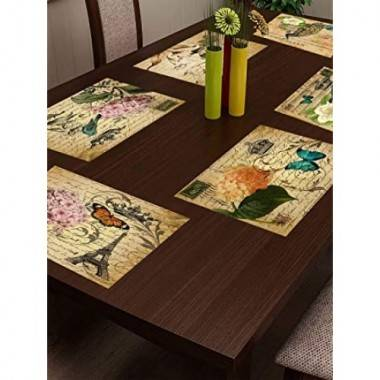 6 Pieces Table Mat