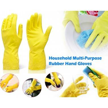 Reusable Rubber Hand...