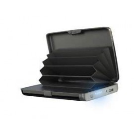 E-Charge Wallet for Cards Wallet Holder with In-Built Power Bank