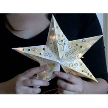 Mini Light Star (1 Piece)
