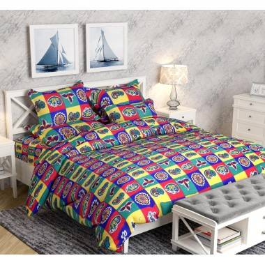 Cotton Bedsheets with...