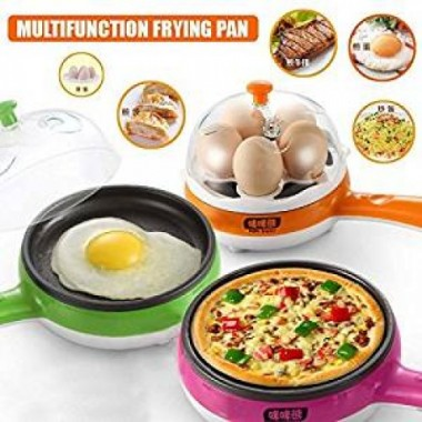 2 in 1 Steam Eggs Cooker &...