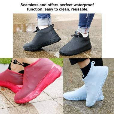 Waterproof Silicone Shoes...