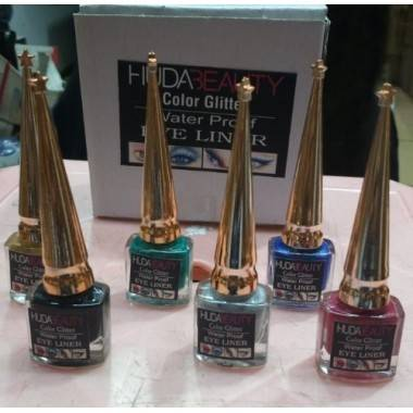 HUDA BEAUTY Color Glitter...