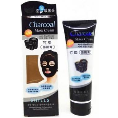 Charcoal Face Mask Cream...