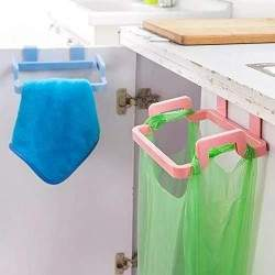 PLASTIC GARBAGE BAG RACK...