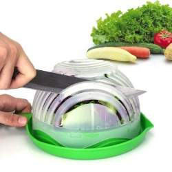 SALAD CUTTER BOWL UPGRADED...