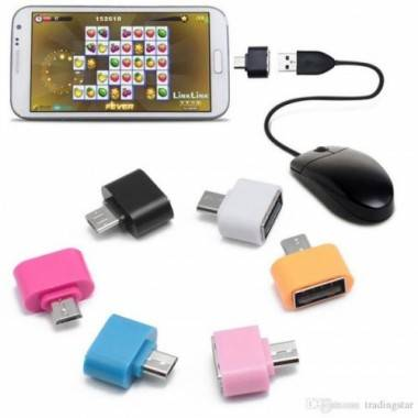 OTG Adapter for usb devices...